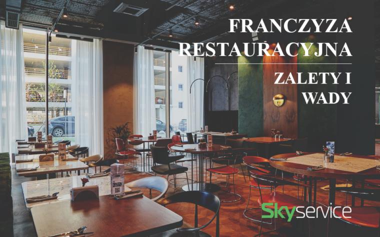 Franczyza restauracyjna: zalety i wady
