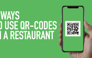 4 ways to use QR codes in a restaurant
