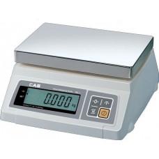 Весы CAS SW-D два индикатора