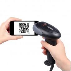 Лазерный 2D-сканер штрих-кодов и QR-кодов MC-200