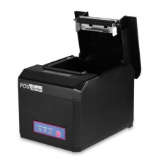 Универсальный термопринтер чеков PS-Е801 USB+RS232+Ethernet