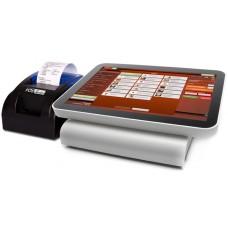 """Комплект W-SMART 12,1"""" для автоматизации кафе, баров (сенсорный pos терминал)"""