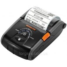 Мобильный принтер чеков-этикеток Bixolon SPP-R200IIIWK Wi-Fi + USB