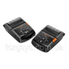 Мобильный принтер чеков-этикеток Bixolon SPP-R200IIIBK (Bluetooth + USB)